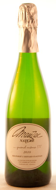 Robert &amp; Bernard Plageoles Mauzac Nature Sparkling 2010