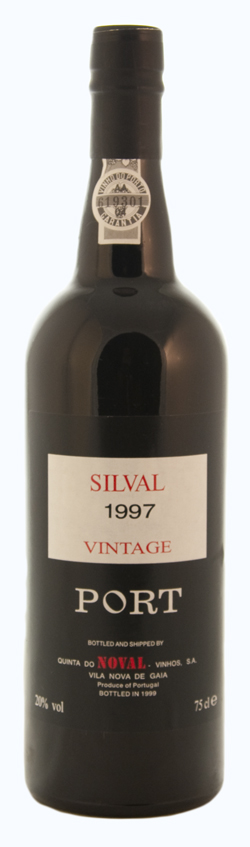 Quinta Do Noval Silval Vintage Port 1997