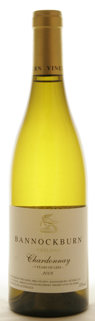 Bannockburn Chardonnay &quot;3 Years on Lees&quot; 2008